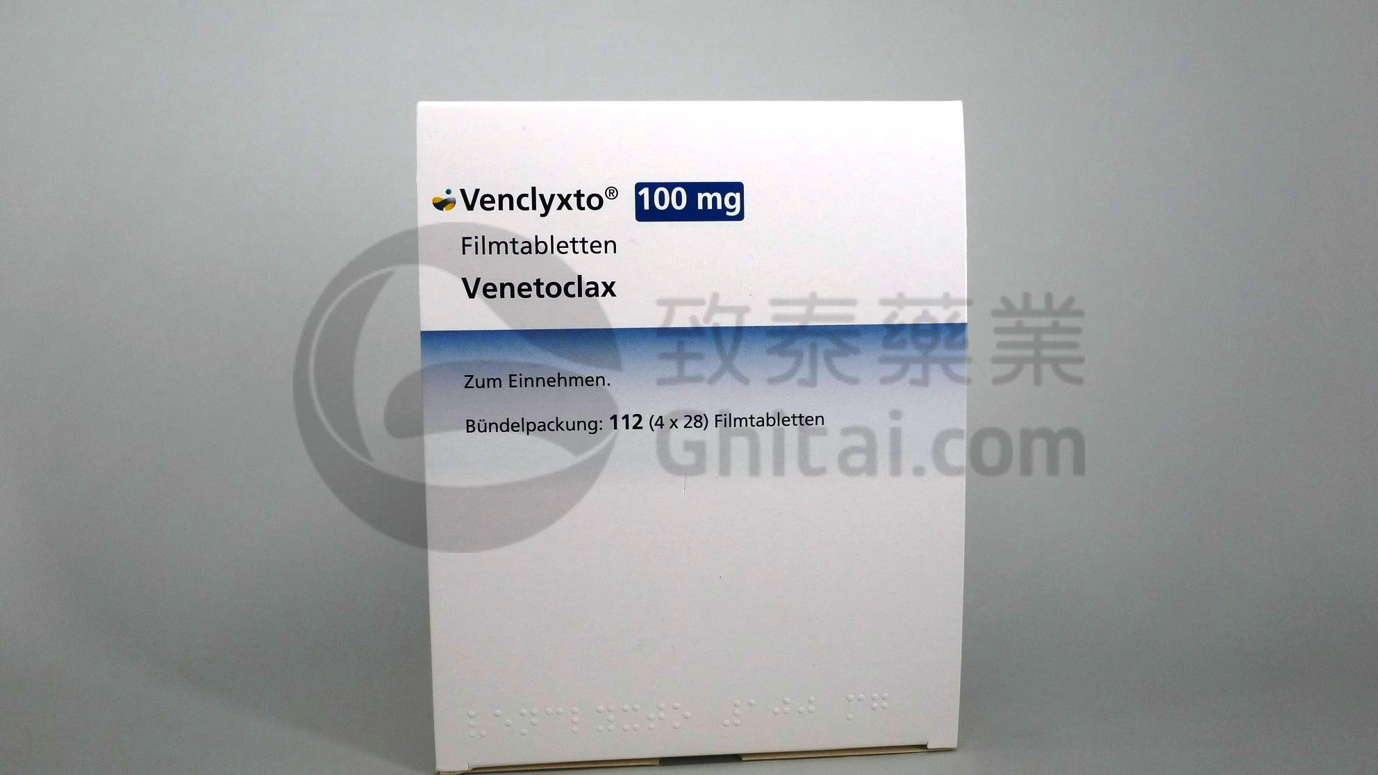 VenetoclaxRituxan 1