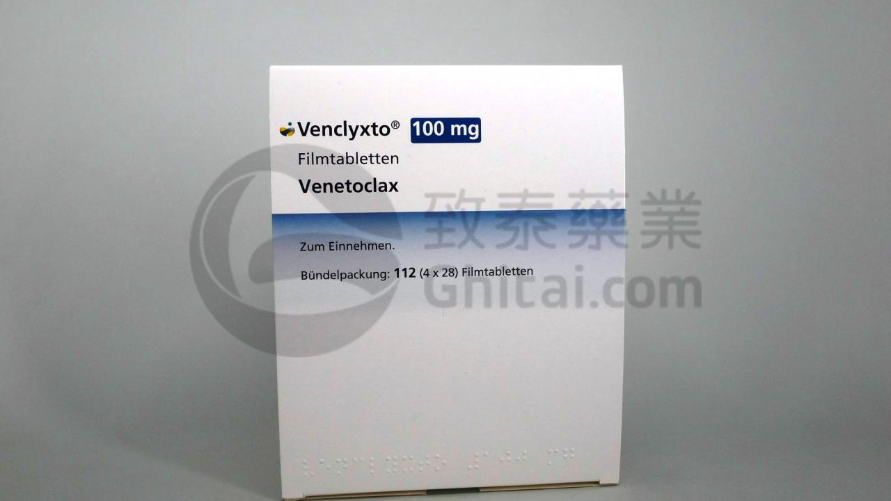VENCLYXTO / VENETOCLAX 2