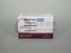Mektovi比美替尼(Binimetinib)在低度浆液性卵巢癌中显示出有限活性