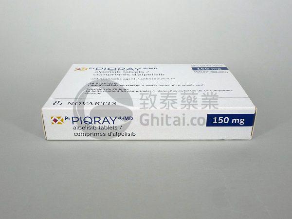 阿培利司片Piqray(alpelisib)