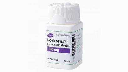 Lorbrena,Lorviqua,loratinib,劳拉替尼,洛拉替尼 1