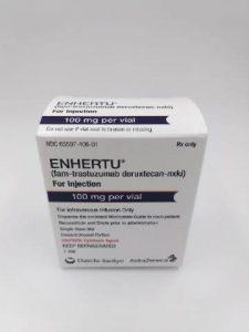 Enhertu治疗HER2突变非小细胞肺癌的效果和安全性
