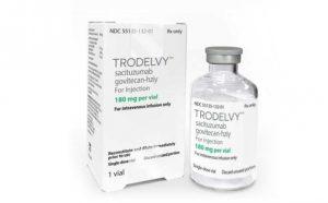 Trodelvy——全球首款转移性三阴乳腺癌靶向ADC药物