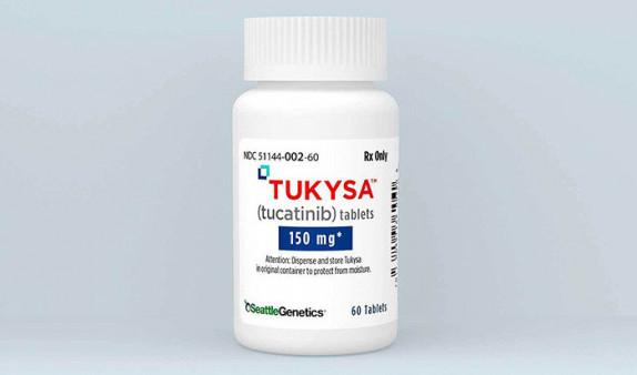 Tukysa(Tucatinib)