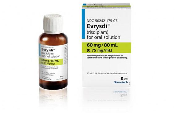 Evrysdi (risdiplam)