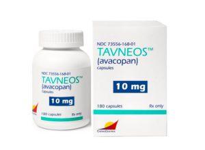 Tavneos(avacopan)用于治疗ANCA血管炎